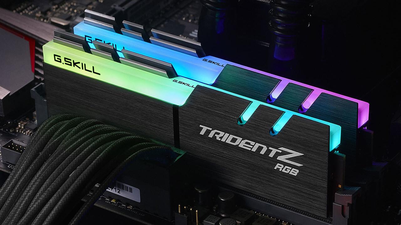 Overclocking-RAM: Bestmarke für DDR4-Speicher liegt bei effektiv 5,5 GHz