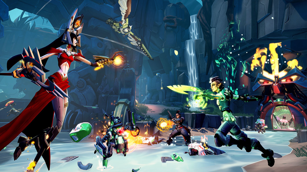 Battleborn: Multiplayer wird mit Free-to-Play-Version kostenlos
