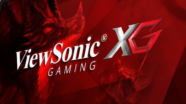 ViewSonic XG2530: 240-Hz-Monitor mit eSports-Ausstattung kostet 550 Euro