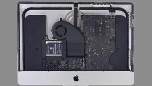 iMac 21,5 Zoll (2017): Zurück zum klassischen PC mit Sockel-CPU und SO-DIMM