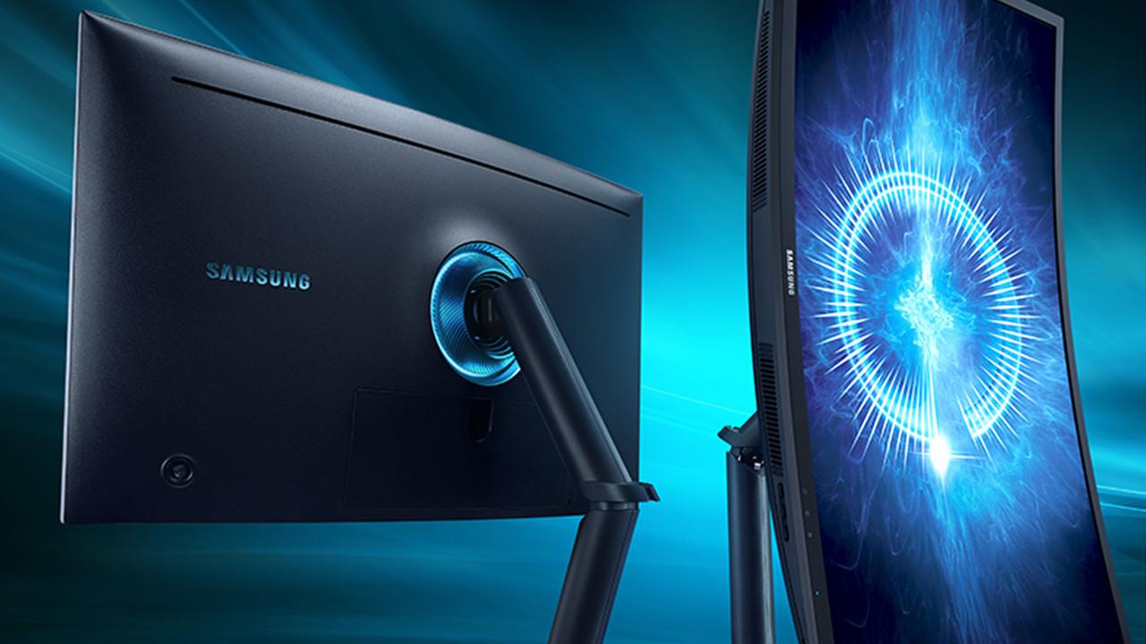 FreeSync 2: Samsung präsentiert Gaming-Monitore mit HDR