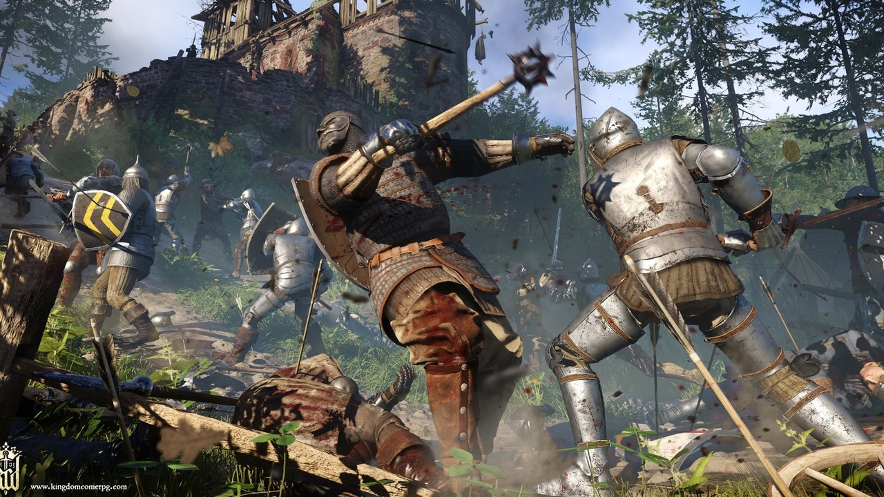 Termin: Kingdom Come: Deliverance erscheint am 13. Februar 2018