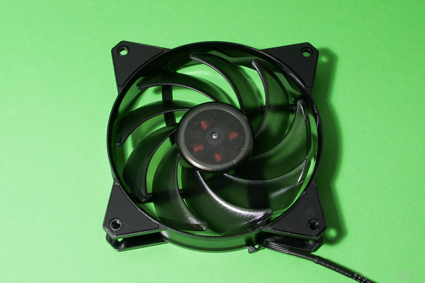 Cooler Master Masterliquid 240: Radiatorlüfter