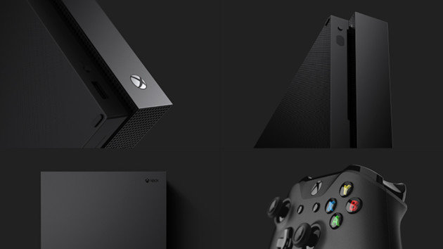 Microsoft Xbox One X: UHD-Konsole kommt am 7.November für 499Euro