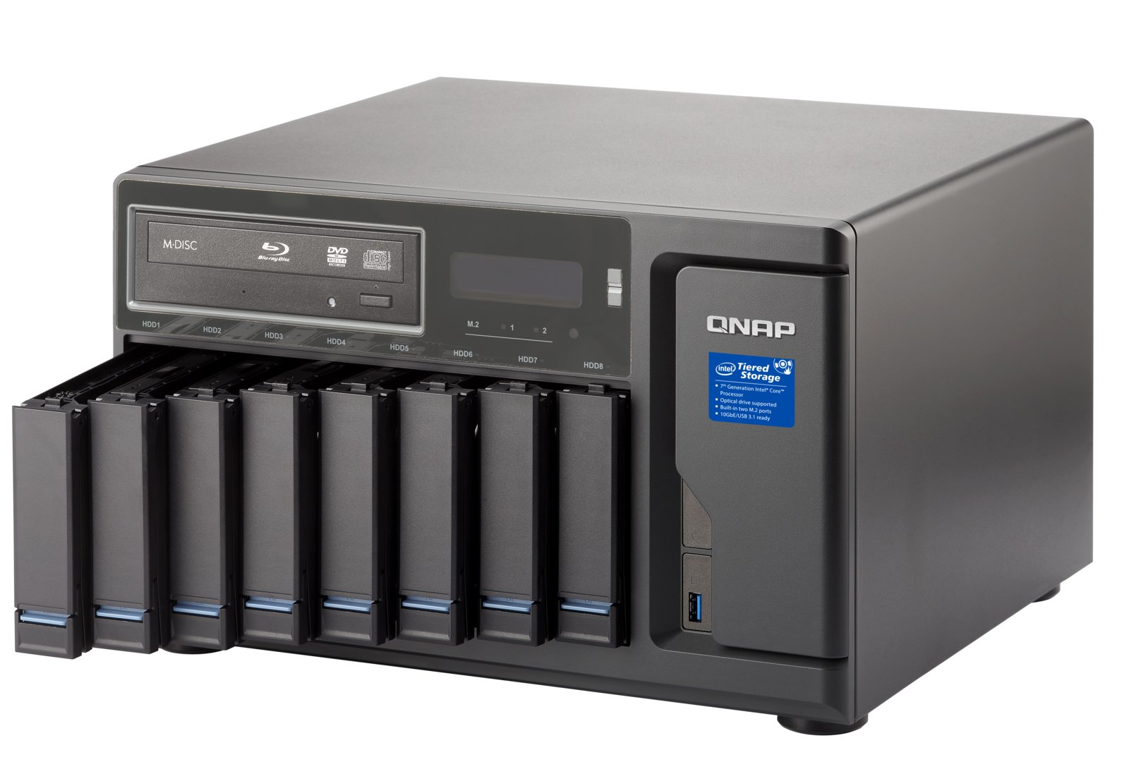 QNAP TVS-882BR(T3)