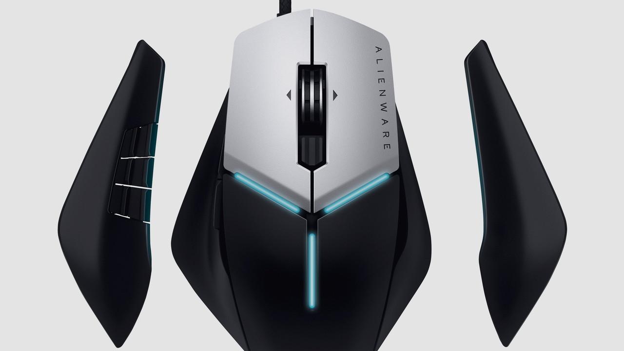 Alienware: Neue Gaming-Mäuse, Tastaturen und Monitor zur E3