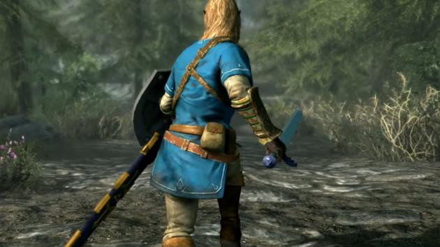 Rollenspiel: Skyrim kommt im Herbst auf Nintendo Switch