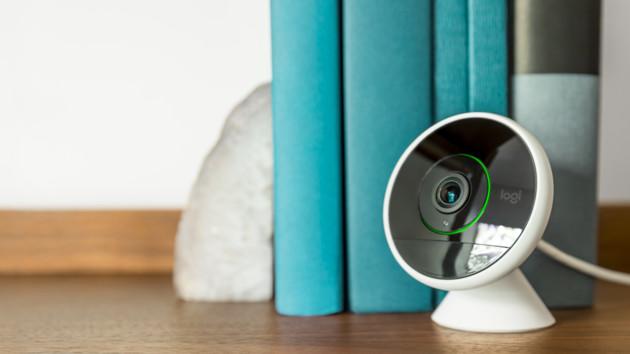Logitech Circle 2: Modulare, wasserfeste und mobile Überwachungskamera