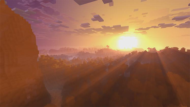 Minecraft: Cross-Platform Play und Super Duper Grafik kommen