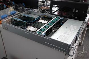 Dual-Sockel-Server mit 56 Kernen auf Basis von zwei Xeon Platinum