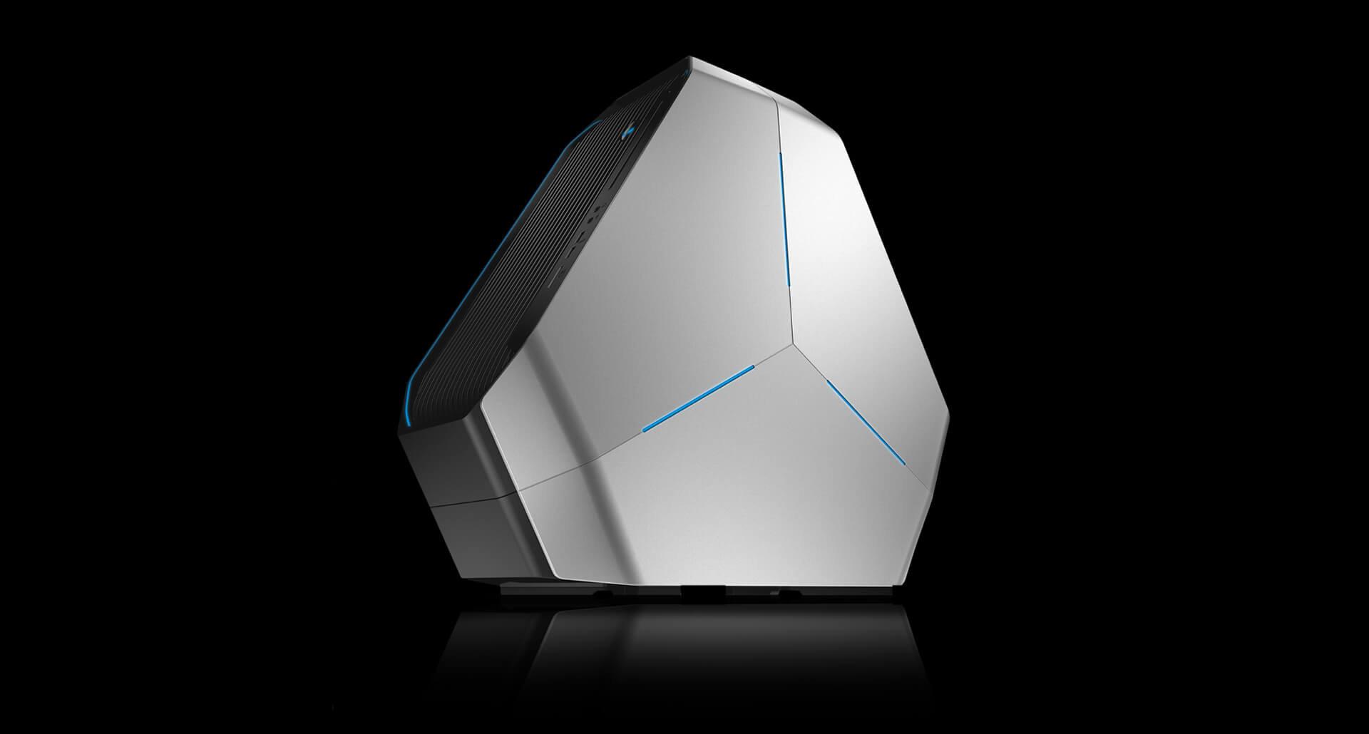 Alienware Area-51 mit Core-X-Prozessoren