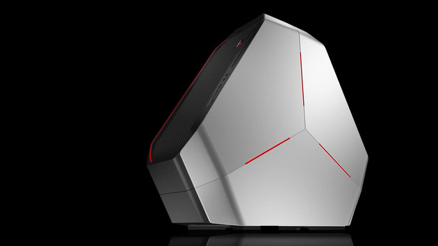 Alienware Area-51: Ryzen Threadripper und Core X in Dells UFO-Gaming-PC