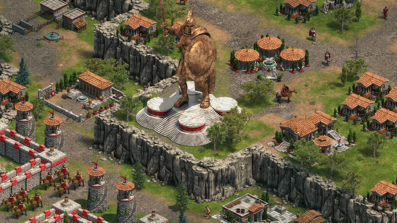 Age of Empires Definitive: Remastered-Version kommt im Oktober