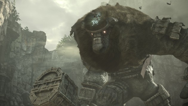 Sony: Shadow of the Colossus und mehr auf der E3