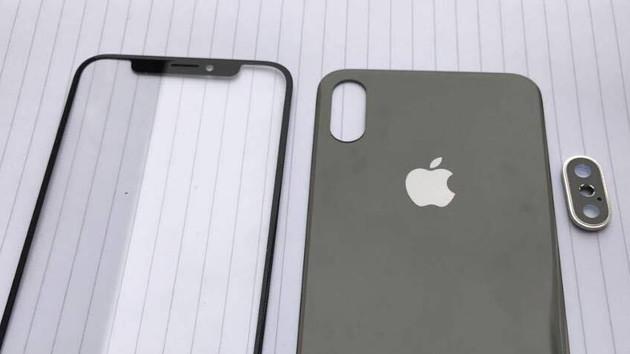 iPhone 8: Fotos zeigen Vorder- und Rückseite