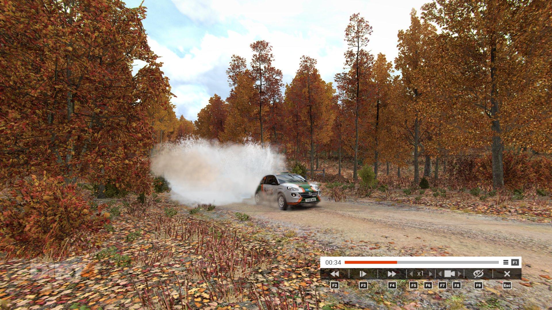 Dirt 4 im Benchmark-Test