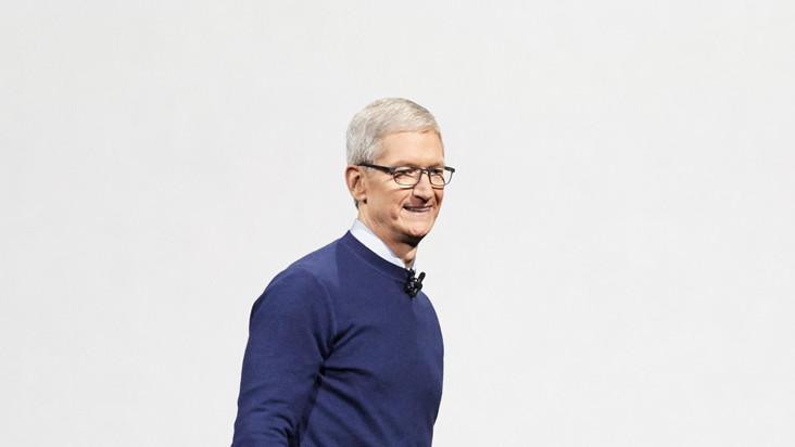 Tim Cook: Apple arbeitet an Systemen für autonome Autos