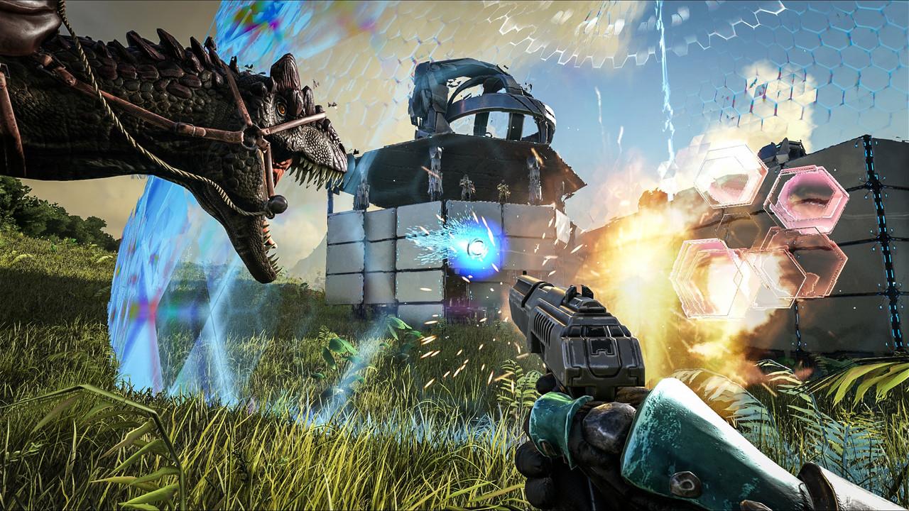 ARK: Survival Evolved: Ende von Early Access und Ragnarok-Mod als DLC