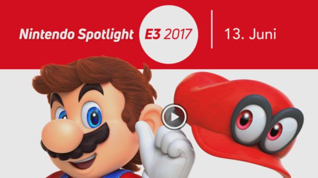 Nintendo auf der E3: Super Mario Odyssey, Pokémon-RPG und Metroid 4