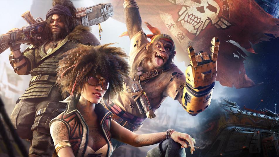 Ubisoft: Beyond Good & Evil 2, ein Piratenspiel und Bekanntes