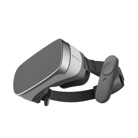 Pico Goblin AIO-Headset und Controller