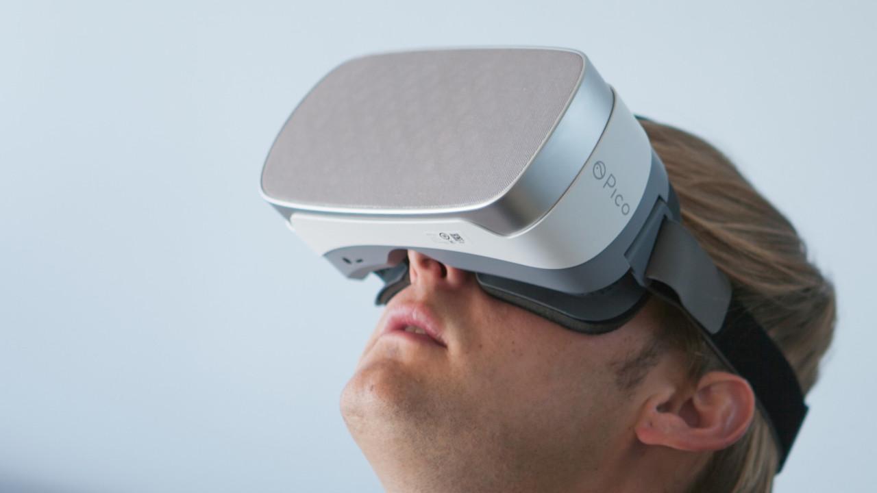 Pico Goblin: Autarke VR-Brille mit Android aber ohne Daydream