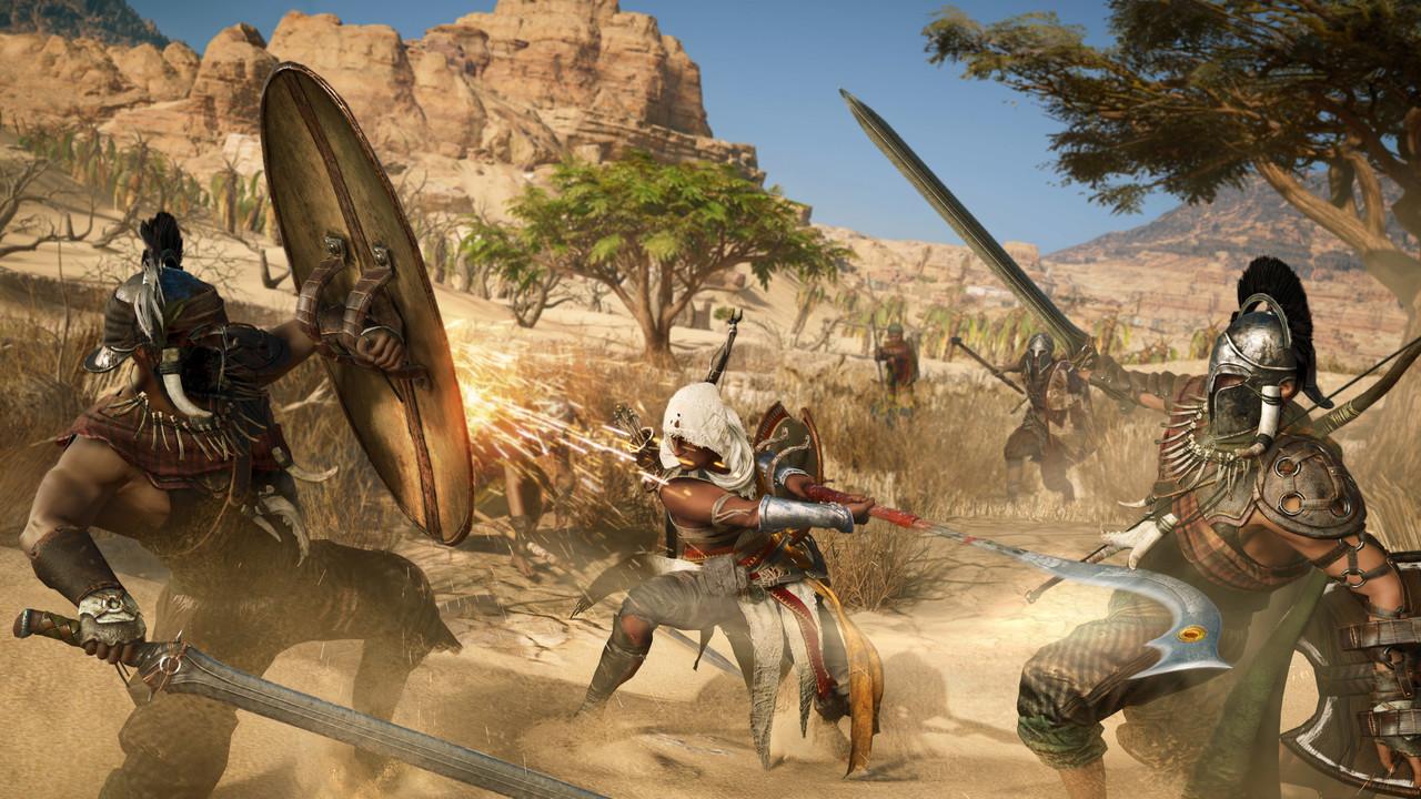 Assassin's Creed Origins: Neues Setting verspricht größere Änderungen