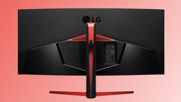 """LG 34UC89G: """"High-Resolution"""" mit 2.560 × 1.080 auf 34 Zoll war gestern"""