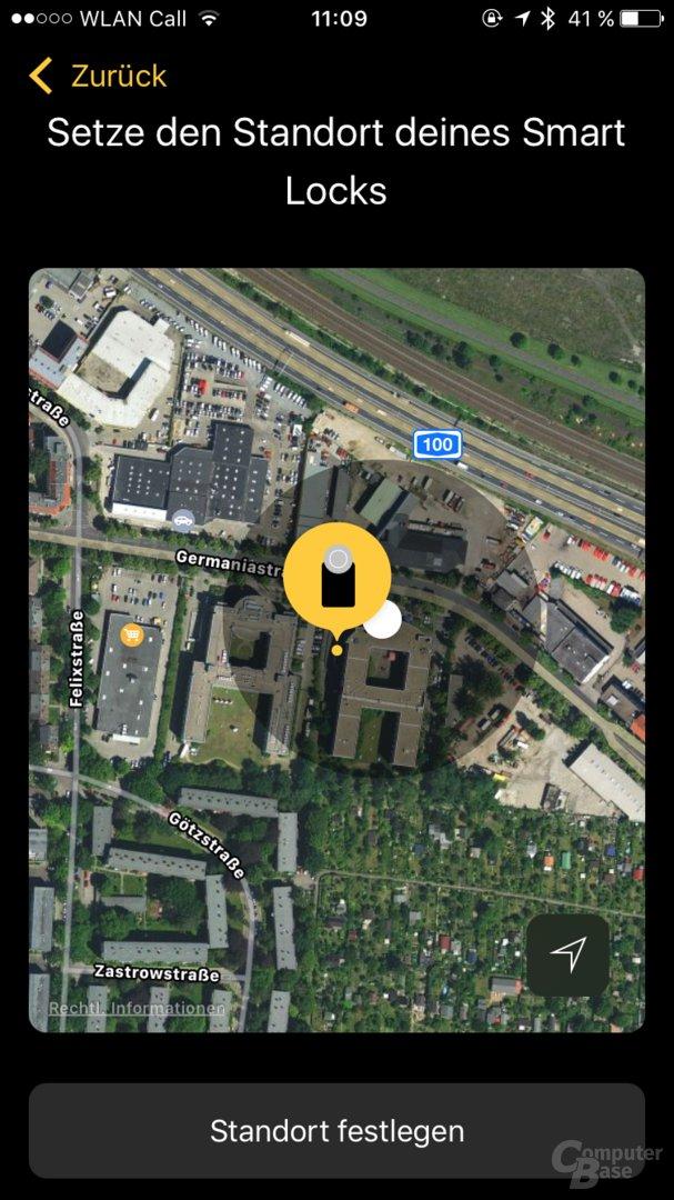 Nuki Smart Lock: Einrichtung in der App