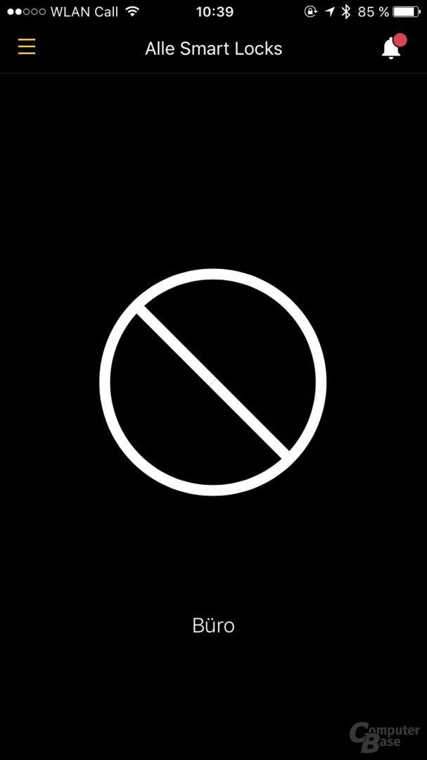 Nuki Smart Lock: Verriegelung gescheitert