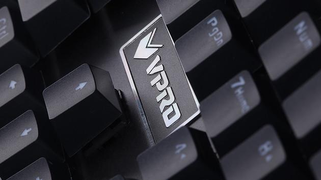 Vpro V720S: 92 Euro für bunte Lichter und blaue Taster