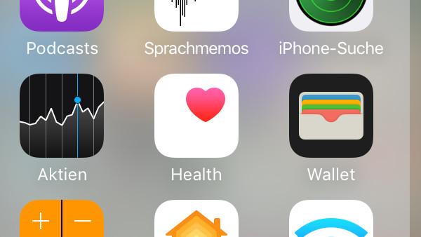iPhone: Apple plant ein iTunes für Gesundheitsdaten