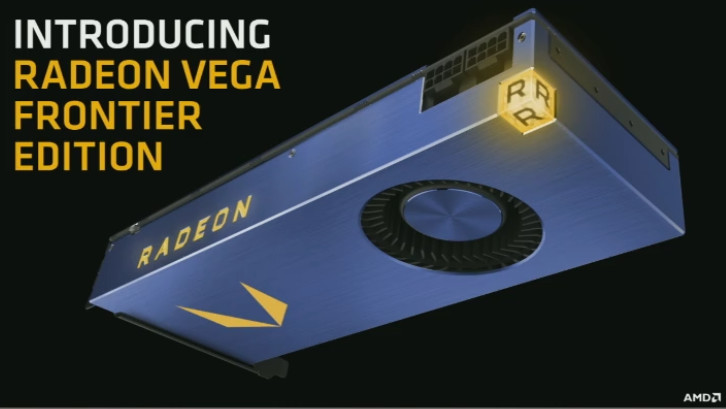 Radeon Vega: Preis für Frontier Edition mit Luftkühlung liegt bei 1.199 USD