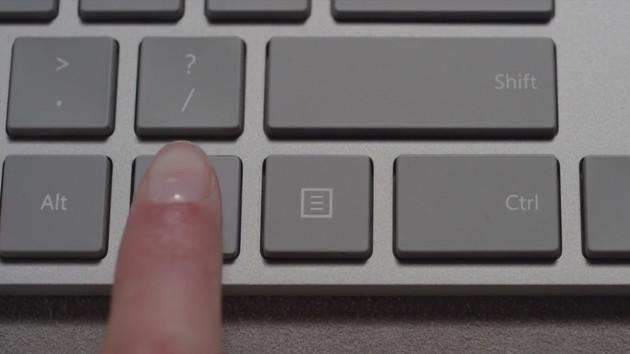 Neue Tastatur mit Fingerabdrucksensor und zwei neue Mäuse — Microsoft