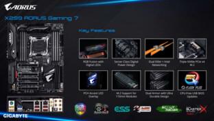 X299 Aorus Gaming 7