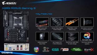 X299 Aorus Gaming 9
