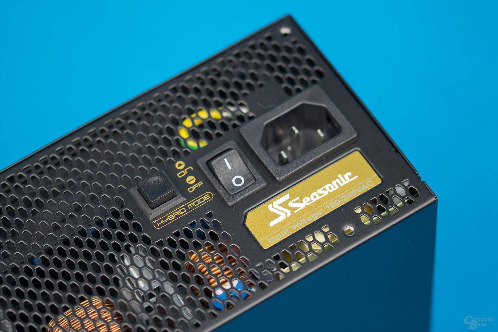 Sea Sonic Prime Gold 650W