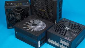 Oberklasse-Netzteile im Test: Empfehlungen mit 550/650 Watt für 85bis125 Euro
