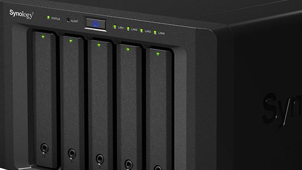 Synology DS1x17: Cloud-NAS mit Annapurna-SoC fehlt der PCIe-Slot
