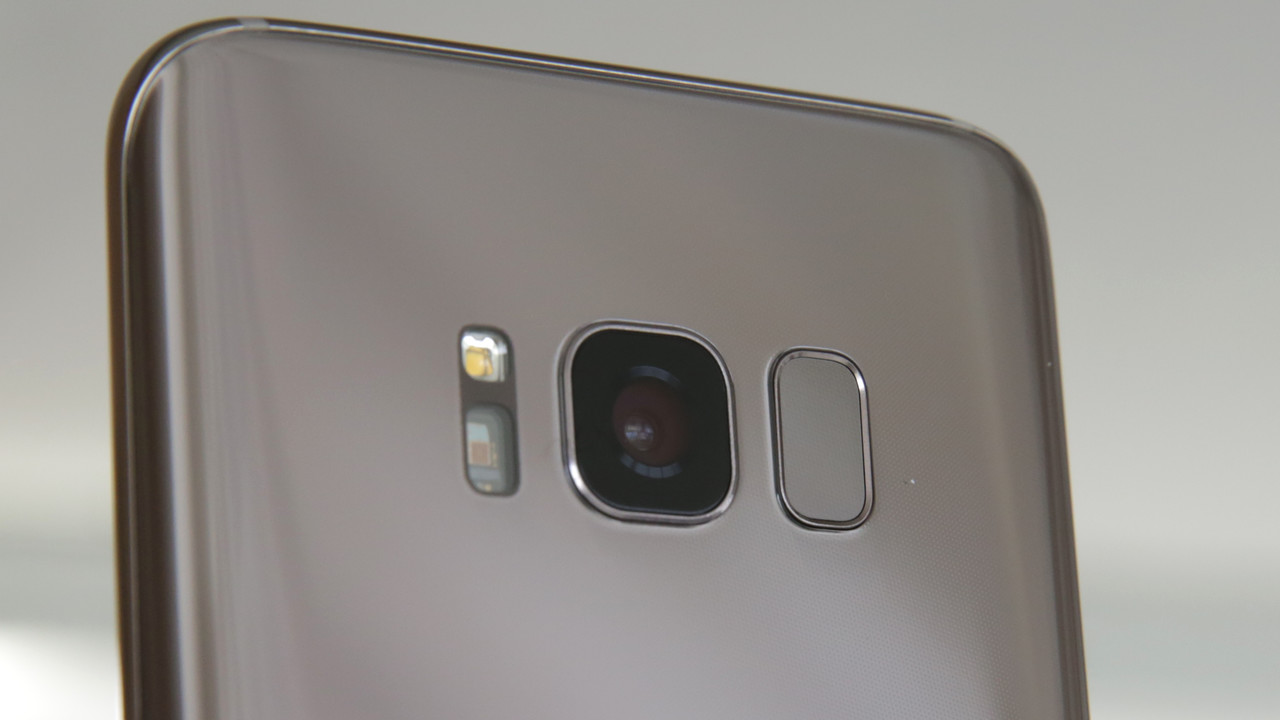 Galaxy Note 8: Display-Fingerabdrucksensor bereitet Samsung Probleme