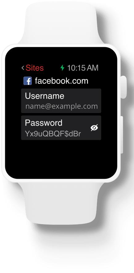 LastPass – Watch