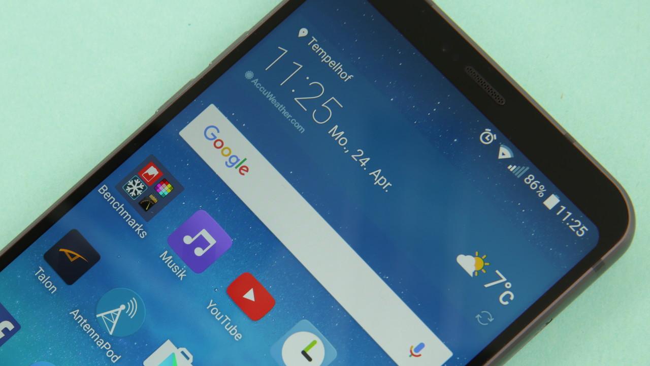 LG G6+: Smartphone-Version mit Quad-DAC und 128GB Speicher