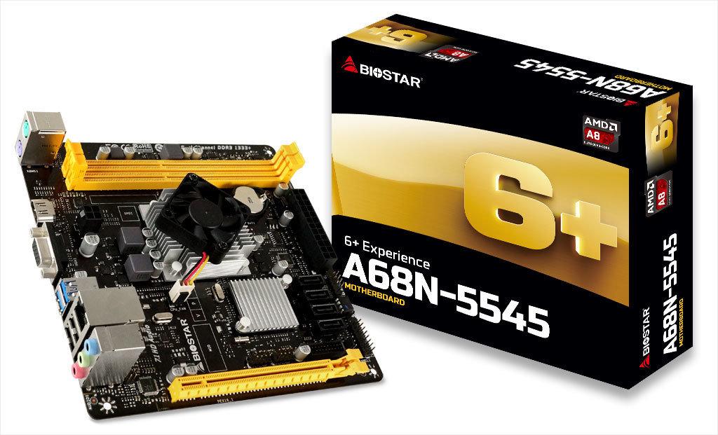 Biostar A68N-5545