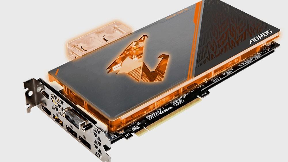 GeForce GTX 1080 Ti: Gigabyte bringt Aorus Xtreme Edition mit Wasserkühlung