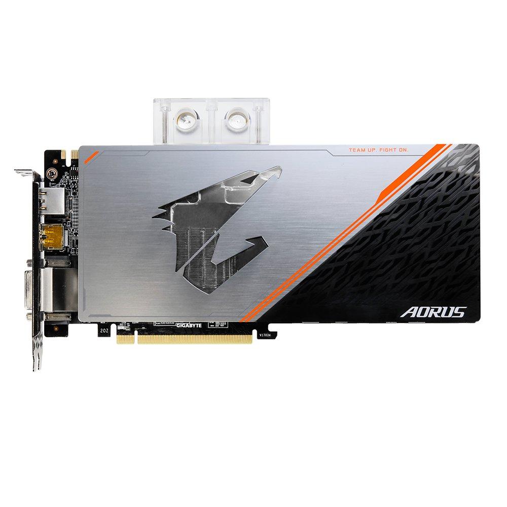Aorus GeForce GTX 1080 Ti Waterforce WB Xtreme Edition