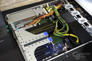 Radeon Instinct im Server