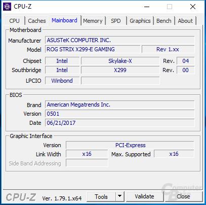 BIOS mit neuem Microcode zwei Tage nach Review-NDA