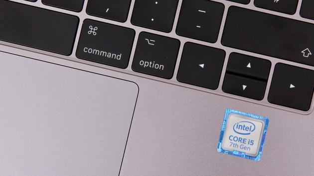 MacBook Pro (Mid 2017) im Test: Mehr Leistung durch Kaby Lake und deutlich leiser