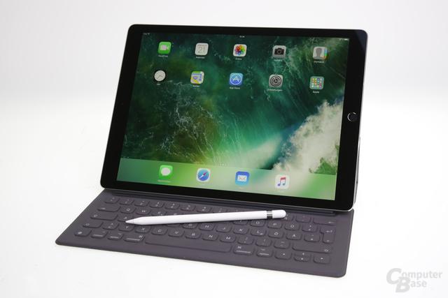 Das neue iPad Pro mit 12,9-Zoll-Display