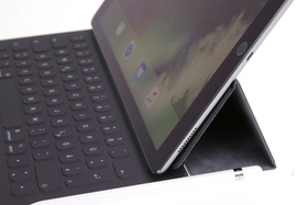 Winkel des Smart Keyboards